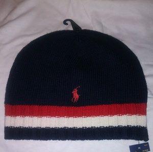 Brand new Ralph Lauren winter hat. Sz OS